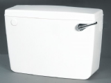 Macdee Concord Low Level Bottom Entry Toilet Cistern - 06095640